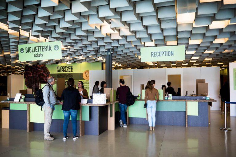 Florence Biennale 2017.Il nostro omaggio al Neoplasticismo
