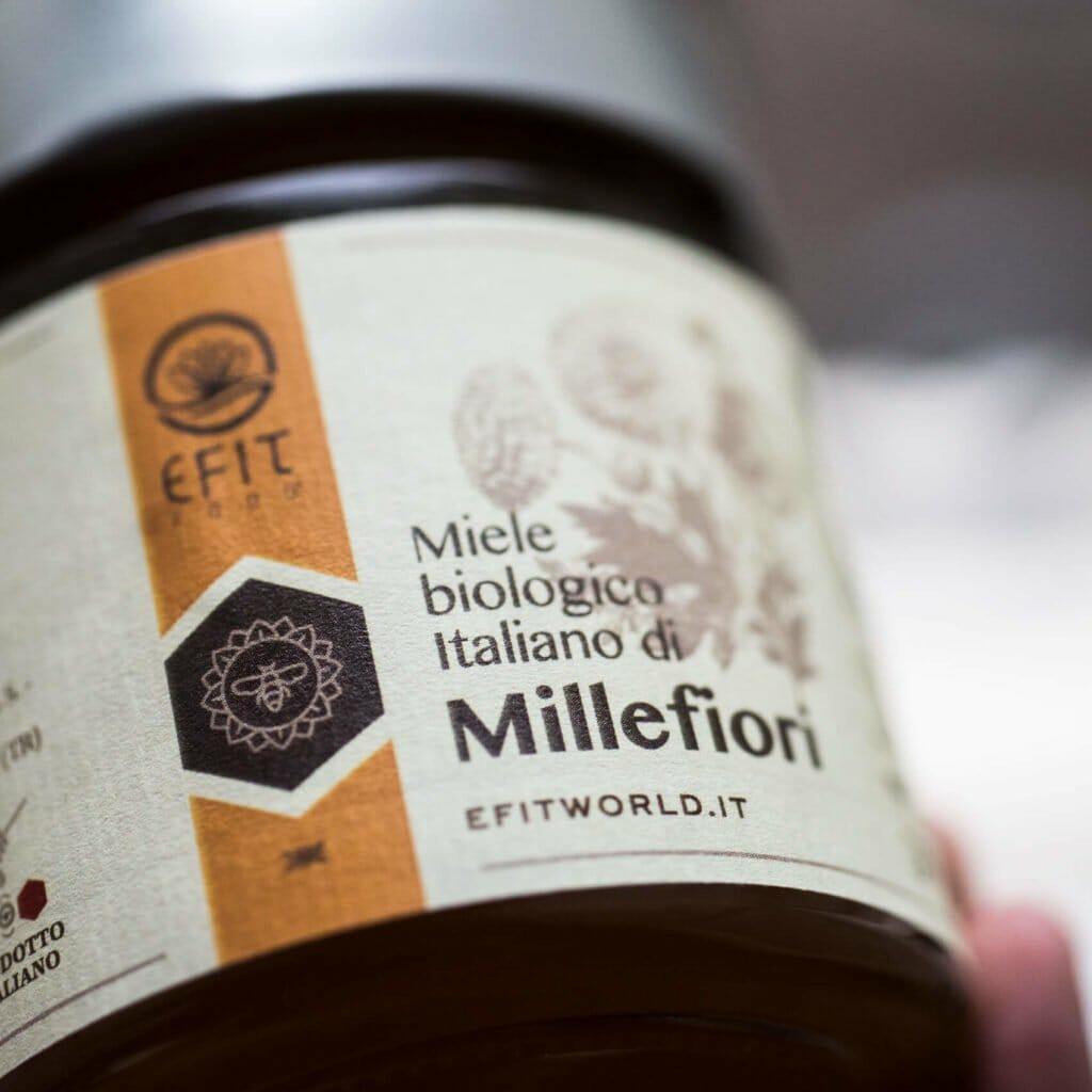 etichette miele