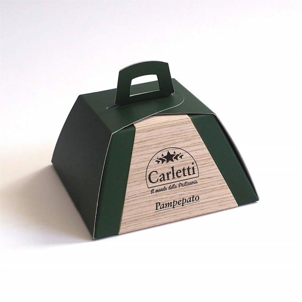 scatola pampepato