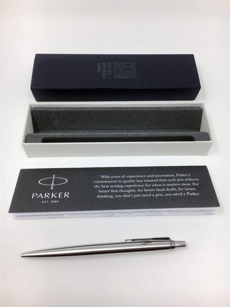 penna Parker personalizzata