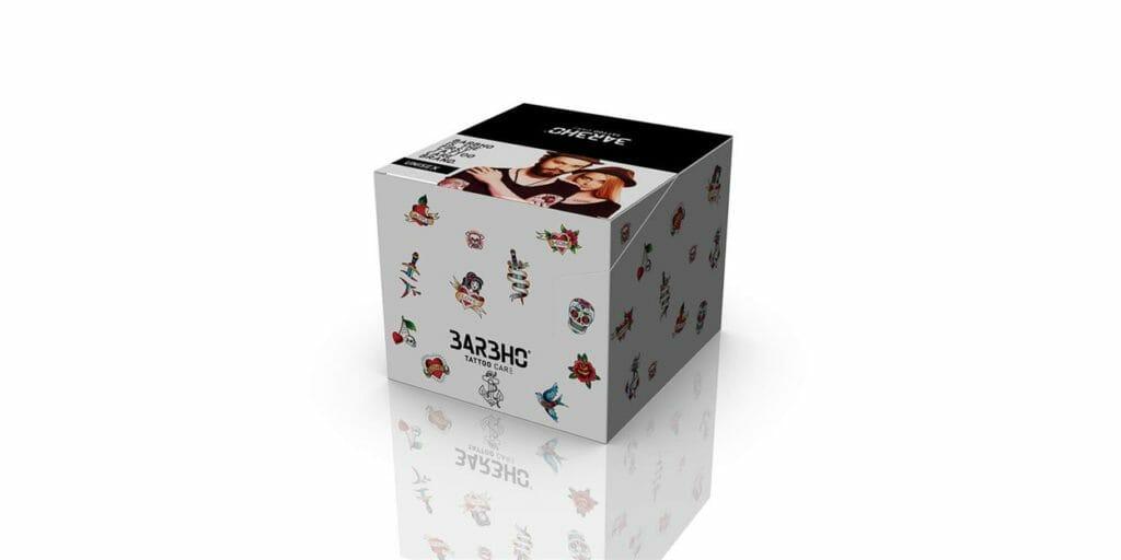 box cosmetica