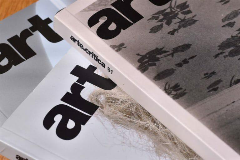Arte e Critica. Da venti anni la rivista d'arte contemporanea.