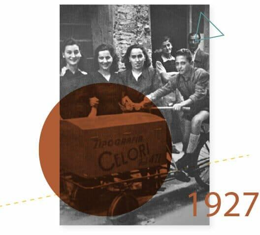 Tipografia a Terni dal 1927
