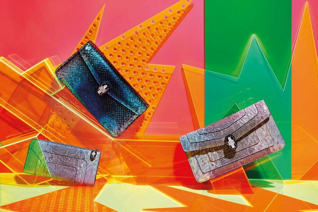 Allestimento di punti vendita con elementi in plexiglass