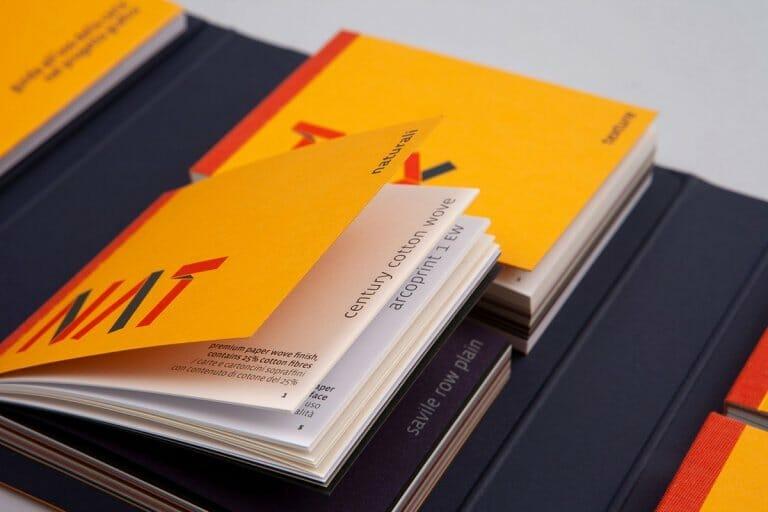 Campionario carte Fedrigoni