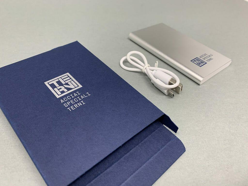 Gadget personalizzati powerbank