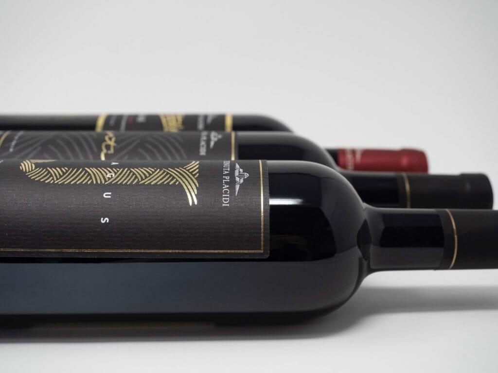 Carta vergata per vini