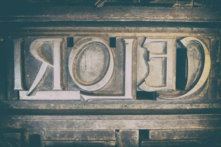I racconti del tipografo. Una nuova rubrica per portarvi nel nostro mondo