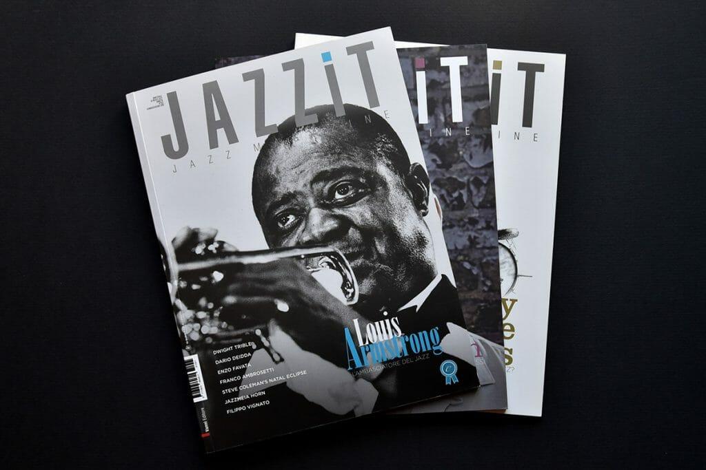 magazine Jazzit stampa periodici