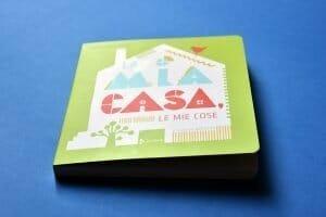 libro cartonato per bambini