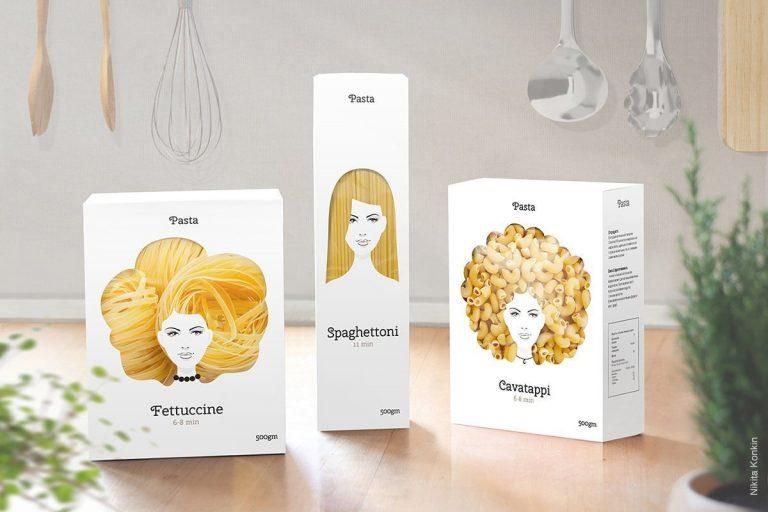 Packaging d'ispirazione #1. Alcuni esempi di imballaggi creativi