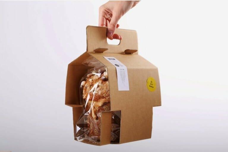 Quale packaging per un panettone?Alcune idee d'ispirazione originali