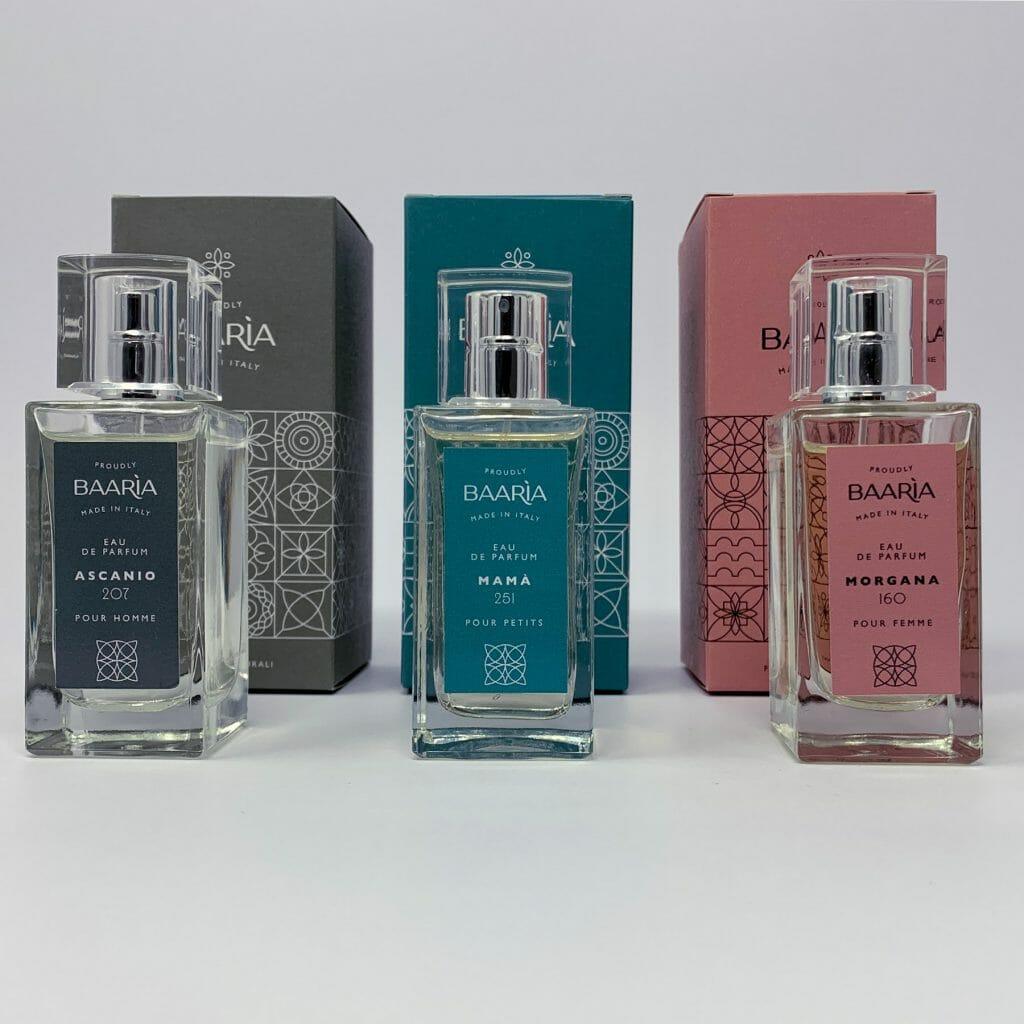 Packaging per profumi