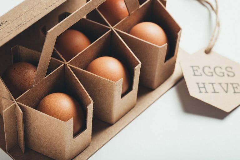 5 packaging per uova di ispirazione. Sicurezza, sostenibilità e creatività di prodotto.