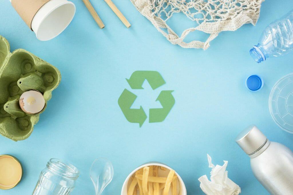etichettatura ambientale raccolta differenziata