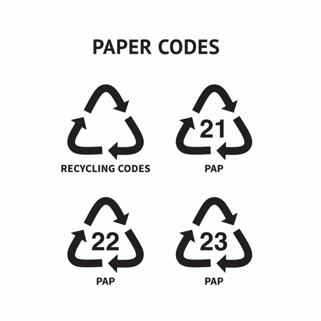 etichettatura ambientale carta
